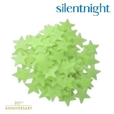 x500 Glow in The Dark Stars Stickers Ceiling Wall Bedroom | FREE Sticky Pads