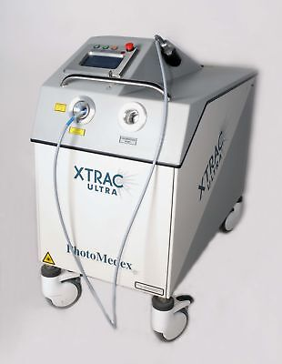 2007 PhotoMedex AL8000 XTRAC Ultra Laser System Psoriasis Vitiligo Treatment UVB