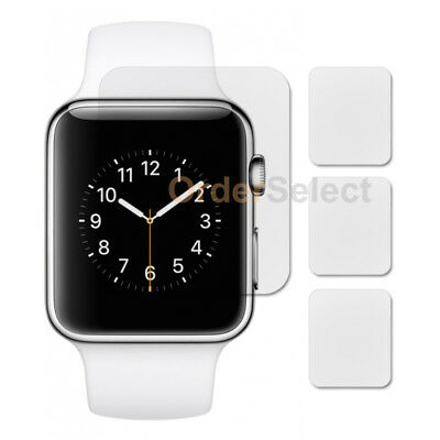 3X LCD Ultra Clear HD Screen Protector for Apple iWatch Sport Watch 2nd Gen 38mm