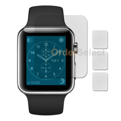 3X LCD Ultra Clear HD Screen Protector for Apple iWatch Sport Watch 2nd Gen 42mm