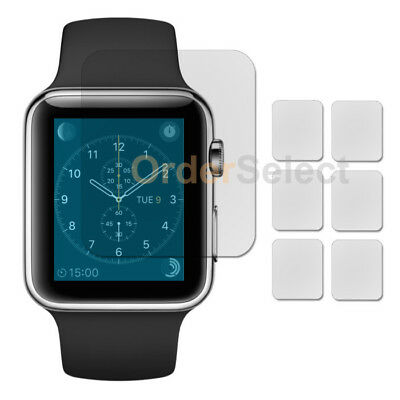 6X LCD Ultra Clear HD Screen Protector for Apple iWatch Sport Watch 2nd Gen 42mm