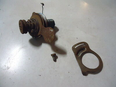 antique 1906 singer sewing machine part tensioner