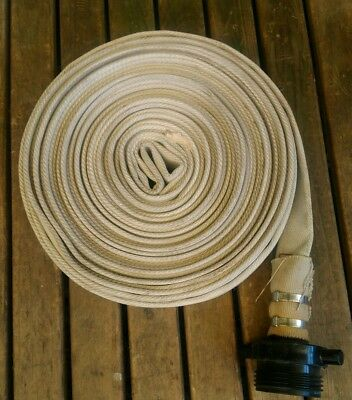 Recycled fire hose 38mm X 20m