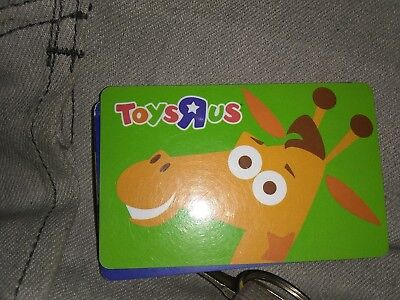 Toys R Us / Babies R Us Gift Card - Amount $50