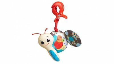 Tiny Love Jitter On the Go Baby Activity Toy Snail