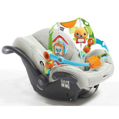 Tiny Love Spin 'N' Kick Discovery Arch Stroller Capsule Baby Activity Toy