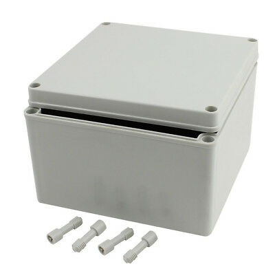 FT- Waterproof Universal Electronic Plastic Junction Project Box Enclosure Case