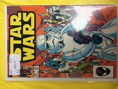 #97    Star Wars     Nm    Sale 50% To 70% Discount