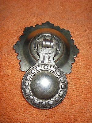 Vintage Antique Eastlake Ornate Drop Drawer Pull Handle