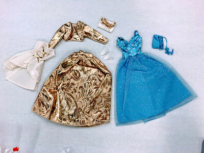 Barbie Doll Mixed Lot Premium Outfit Gown Dress Mattel