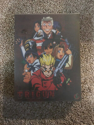 Trigun The Complete DVD Box Set Limited Edition, Japanese/ English Dual-Language