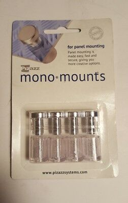 Pizazz Mono-Mounts for panel mounting 0920