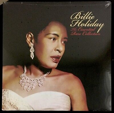 Billie Holiday - Essential Rare Collection LP [Vinyl New] Limited Red Translucnt