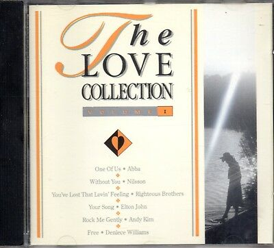 The Love Collection - Volume I CD 1989