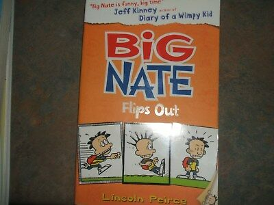 Big Nate Flips Out-NEW