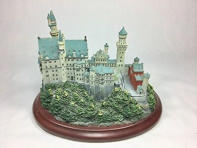 1993 Limited Edition - Lenox Neuschwanstein - Great Castles Of The World