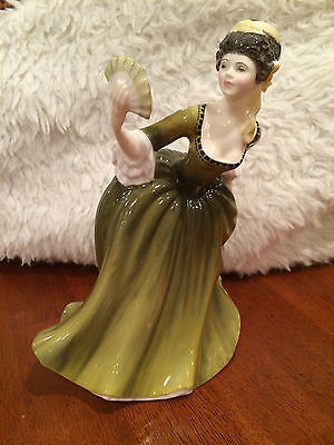 Royal Doulton Figurine SIMONE 1970  HN2378 Made in England  RETIRED Mint!