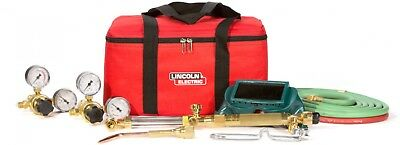 Lincoln Electric Oxygen Welding, Cutting and Brazing Kit