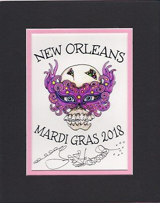 NEW ORLEANS THE PEPPERS Jamie Hayes MATTED TO AN 8X10 SIGNED BEATLES