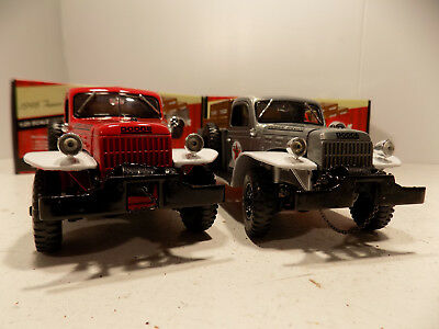 Texaco # 28 1946 Dodge Power Wagon Red & Special Editions NOS MIB