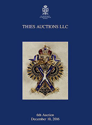 Adreas Thies  LLC 6th Auction Catalog - December 10, 2916