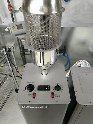 Coffee Crafters Artisan 2.5 Commercial Coffee Roaster (220v)