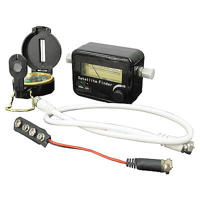 Electrovision Satellite Finder Kit with Audible Signal