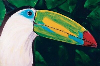 Toucan Blank Note Card