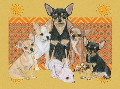 Chihuahua Note Cards