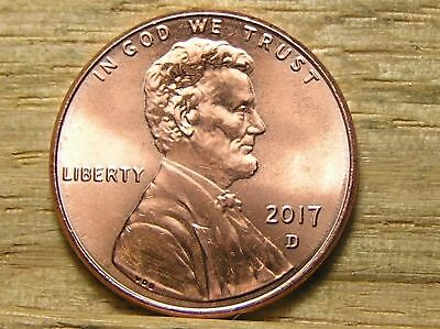 2 coins one price 2017 P&D    lincoln shield cent