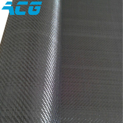 "3K Twill 200gsm Real Carbon Fiber Cloth High Mod Fabric  20/"" width A++"