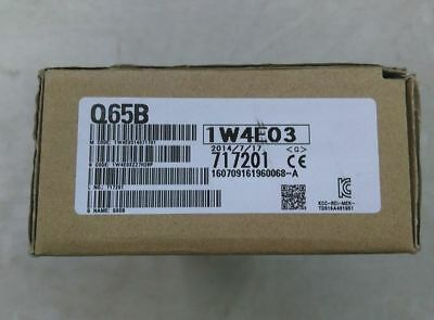 Q65B 1PC New In Box Mitsubishi PLC Module free shipping  #LRR