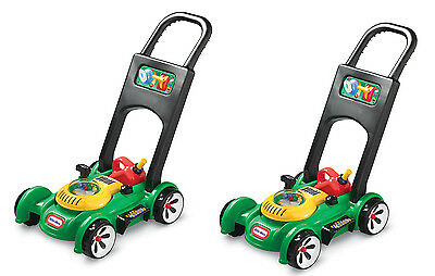 GAS N GO MOWER 2 PACK - A toy mower that looks like the real thing