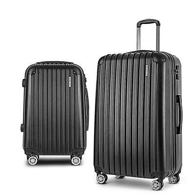 5pc Suitcase Trolley Travel Bag Luggage Set 7 Colours to choose from