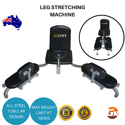 Leg Stretcher Machine Martial Arts Karate Kick Boxing Equipment Stretching Yoga