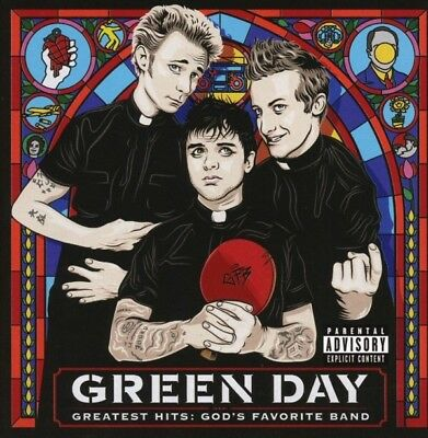 Green Day - Greatest Hits God's Favorite Band BRAND NEW CD