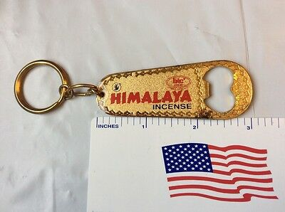 Vintage  Himalaya Incense Bic Brand Cupido Beer Soda Bottle opener  (L_509)