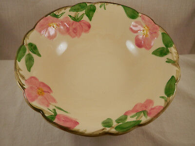 Franciscan Desert Rose Serving bowl 1960's  California USA 9""