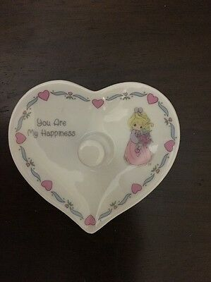 You Are My Happiness 1996 PRECIOUS MOMENTS ring holder