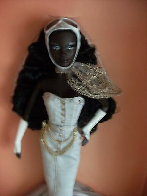 BARBIE Bryon Lars Charmaine King Doll Gold Label Passport Collection