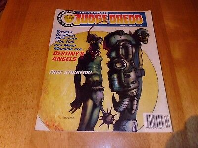 THE COMPLETE JUDGE DREDD Comic - Issue 27  - 1994