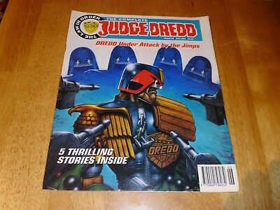 THE COMPLETE JUDGE DREDD Comic - Issue 29 - 1994