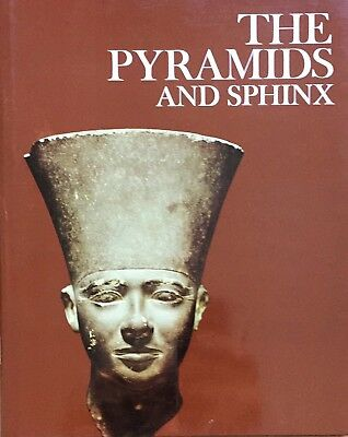 Newsweek Wonders of Man: The Pyramids and Sphinx - Like New Hardcover