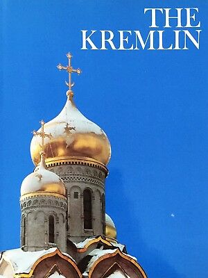 Newsweek Wonders of Man: The Kremlin - Like New Hardcover