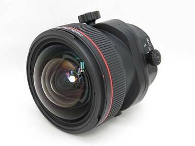 (Excellent) Canon TS-E 17mm F4 L Lens from JAPAN
