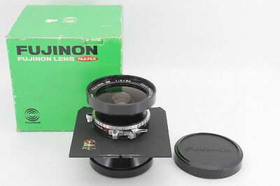 (EXCELLENT) Fuji Fujinon SW 90mm F8 Lens from JAPAN