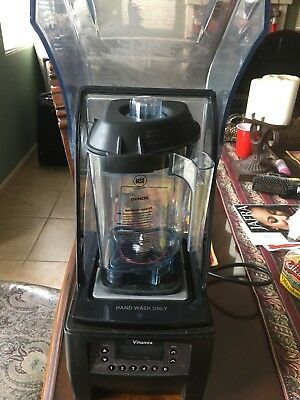 Vitamix 36019 48oz Commercial Blender. The Quite One