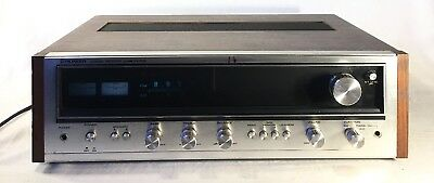 Vintage Pioneer SX-535 Stereo AM/FM Receiver Amplifier
