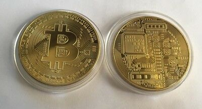 If virtual cryptocurrency was real, it would look like this! real bitcoins !!