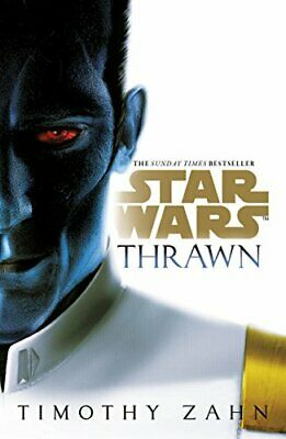 Star Wars: Thrawn by Timothy Zahn New Paperback Book